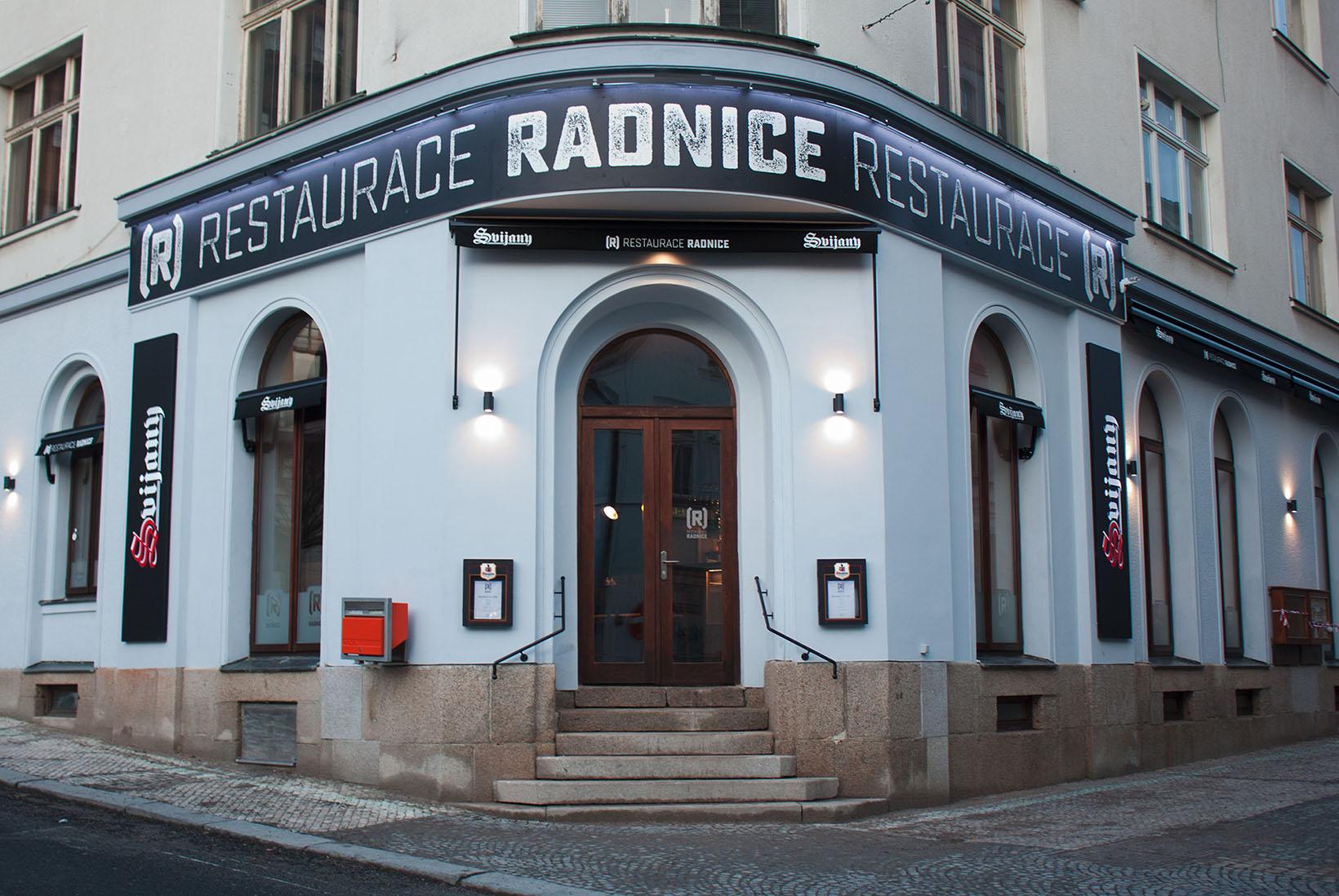 Radnice restaurace